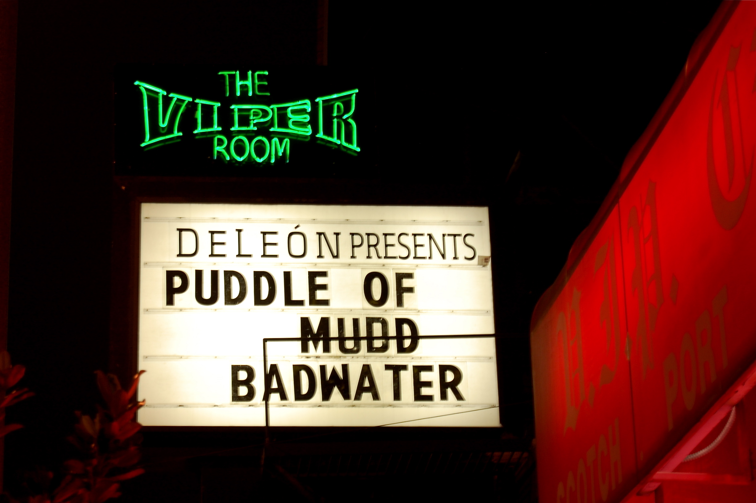 Puddle of Mudd – Viper Room – WELCOME to the OFFICIAL HOME of TNN ...