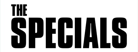 Image result for THE SPECIALS BAND LOGO